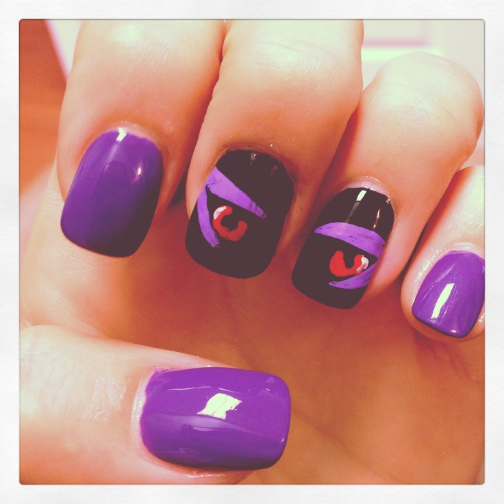 RAVENS Nails Done At My Work Image Is Salon Call 443