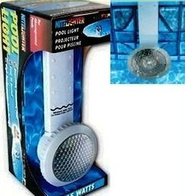 25 best ideas about above ground pool lights on pinterest - Above ground swimming pool lights ...