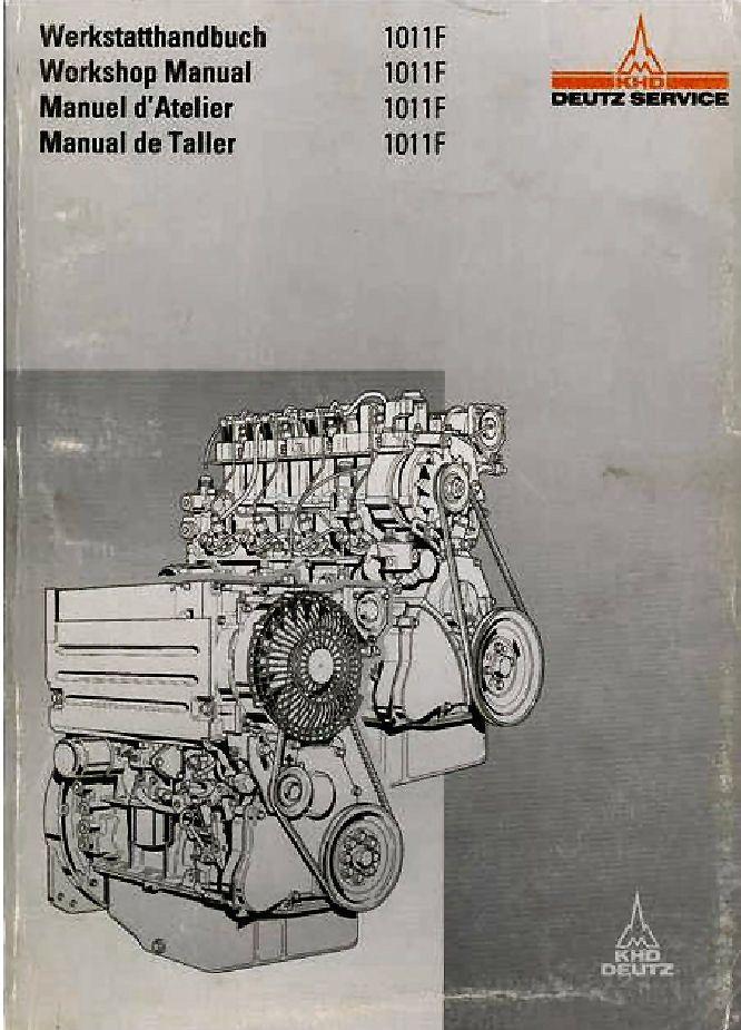 Details About Deutz F2 4l F Bf4l F F3 4m F