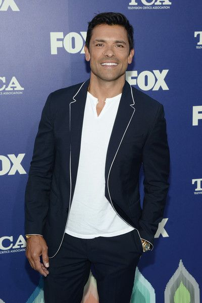 Mark Consuelos Photos Photos - Actor Mark Consuelos attends the FOX Summer TCA Press Tour on August 8, 2016 in Los Angeles, California. - FOX Summer TCA Press Tour - Arrivals