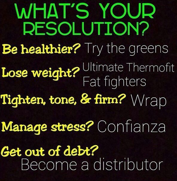 New Years It Works health goals