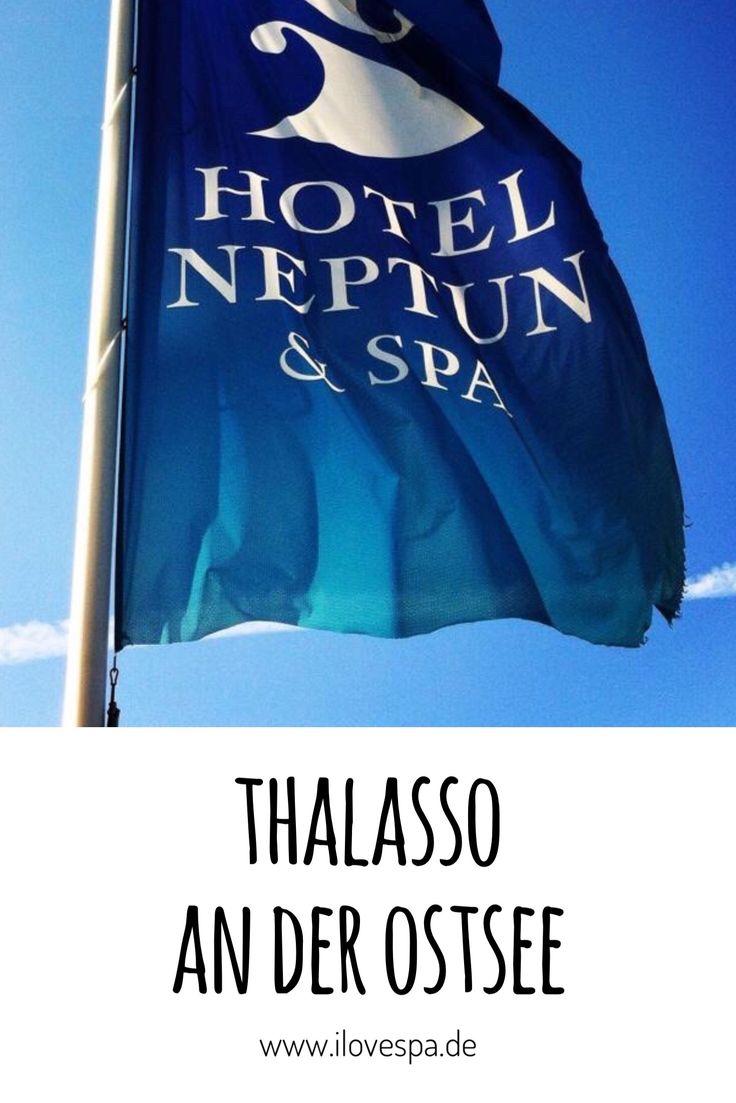 Thalasso an der Ostsee im Hotel Neptun & Spa Warnemünde
