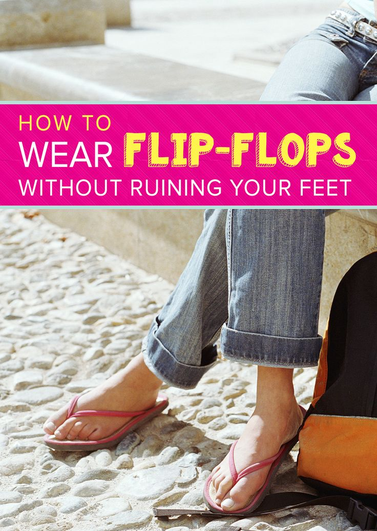 10 Supportive Pairs Of Flip-Flops That Will Save Your Feet -1475