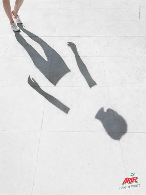#Ariel : la femme sans ombre