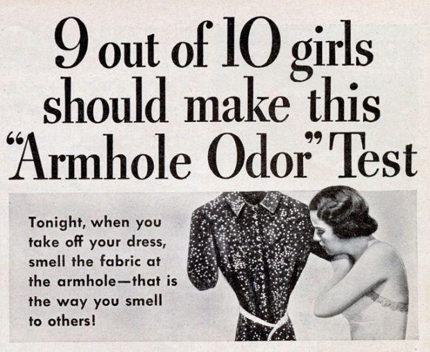 Don't Transvestite menstrual pad odor scheint gern