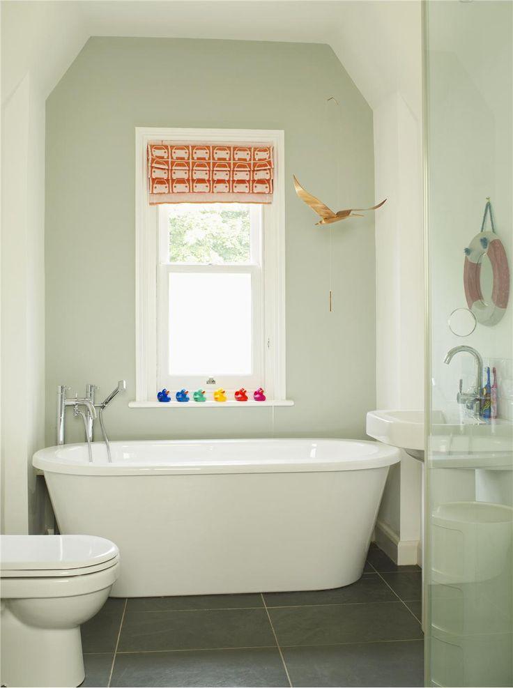 10 best skylight 205 farrow ball images on pinterest for Simple bathroom design ideas 2014