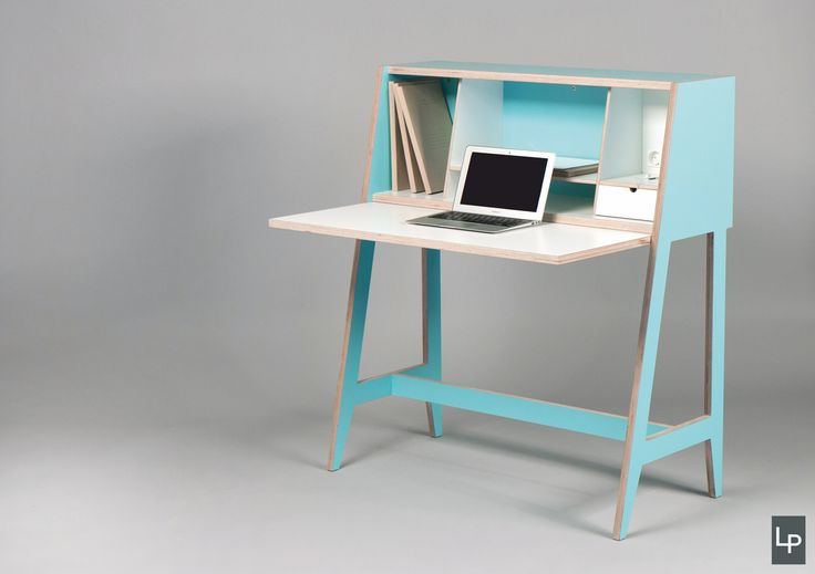 A Wired Desk That