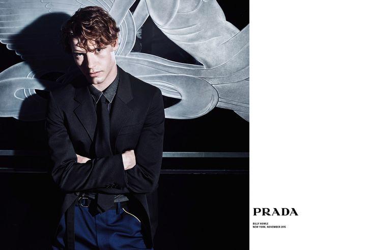 Prada uomo Primavera-Estate 2016: la nuova campagna adv - Prada presenta la nuova campagna Uomo Primavera-Estate 2016 scattata dall'obiettivo del fotografo Craig McDean. - Read full story here: http://www.fashiontimes.it/2016/01/prada-uomo-primavera-estate-2016-nuova-campagna-adv/