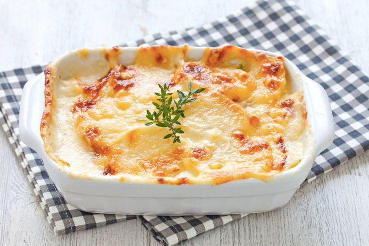 Parmigiana di patate ricetta