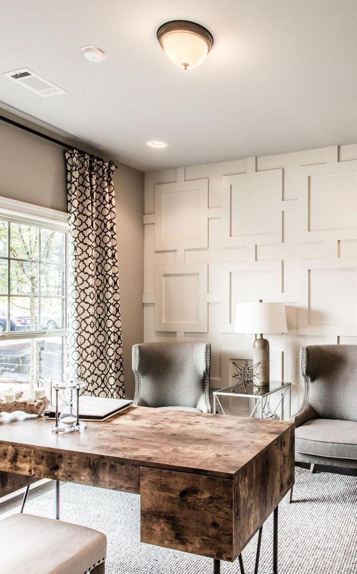 21 Modern Home Office Design Ideas For Inspiration Avilow Com Modern Home Offices Modern Home Office Desk Modern Home Office