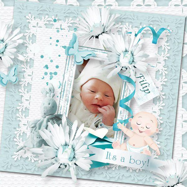 My little boy by Xuxper