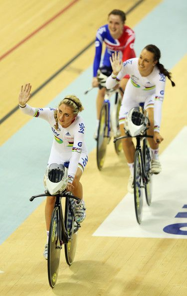 Laura Trott Photos Photos  UCI Track Cycling World Cup - Glasgow  Day One  6c4c11d52