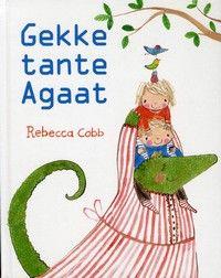 Twee kinderen zijn aanvankelijk erg teleurgesteld als de onbekende tante Agaat k… – Boeken