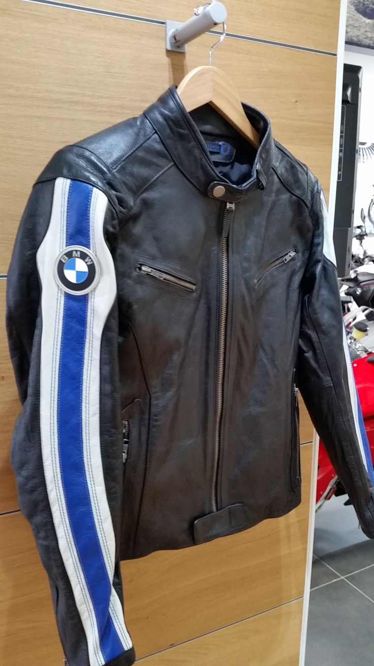 Bmw leather jacket