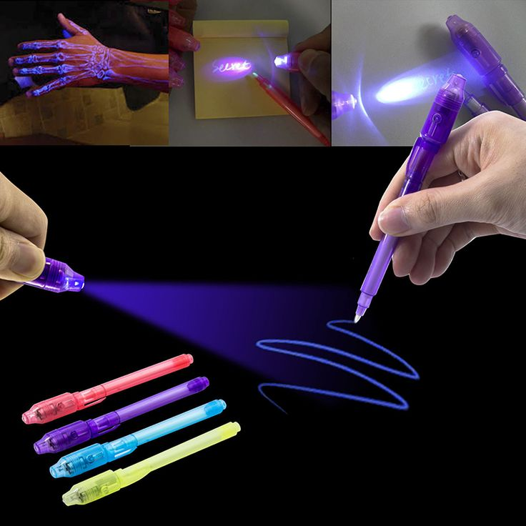 Unique Black Light Markers Ideas On Pinterest Diy Blacklight - Transform your phone into a blacklight using just a tape and sharpie
