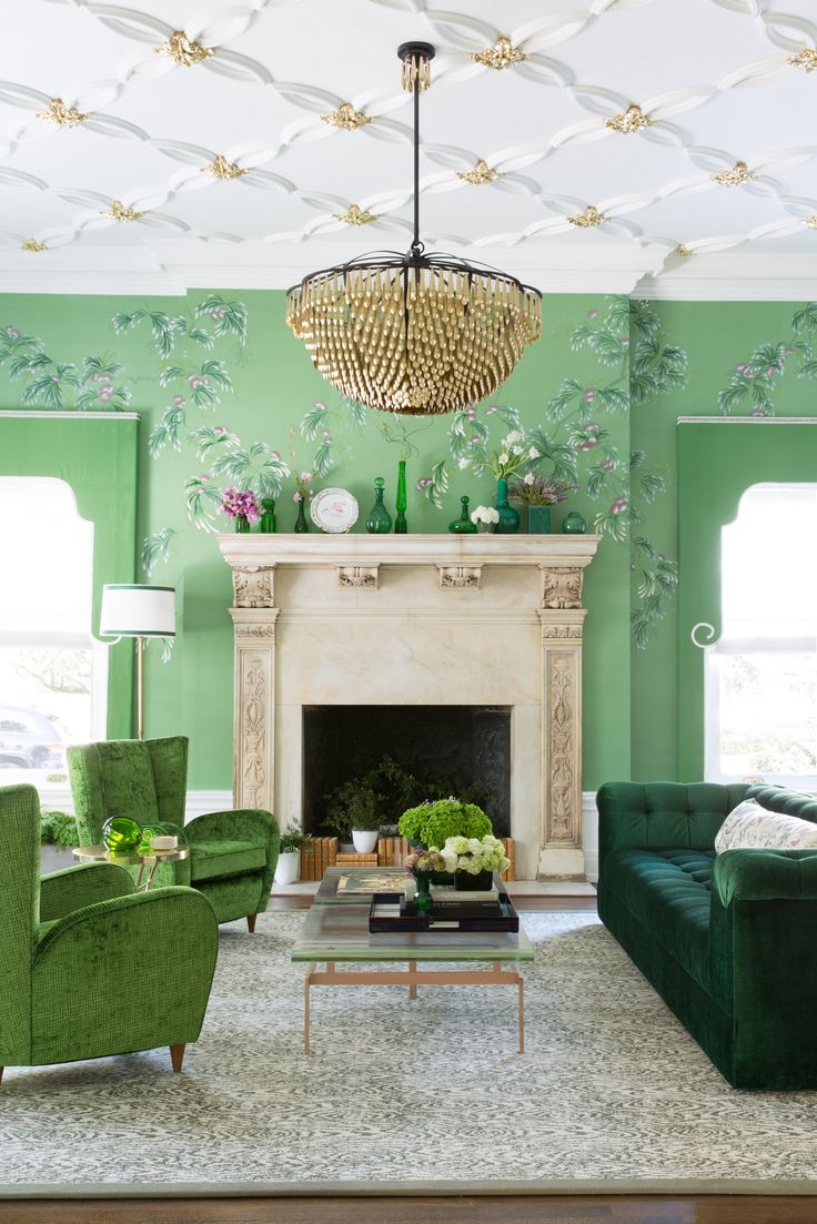 Kyran low freelance fashion stylist from london sam way adon - A Decadent Designer Green On Green Room I Ve Got A Crush On