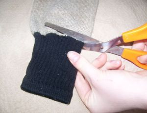 Sock_Wristbands, easy sewing project.