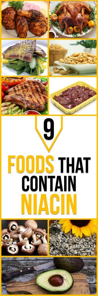 9 Foods That Contain Niacin