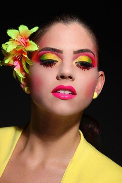 #Smink: Bernadett Márki #makeup