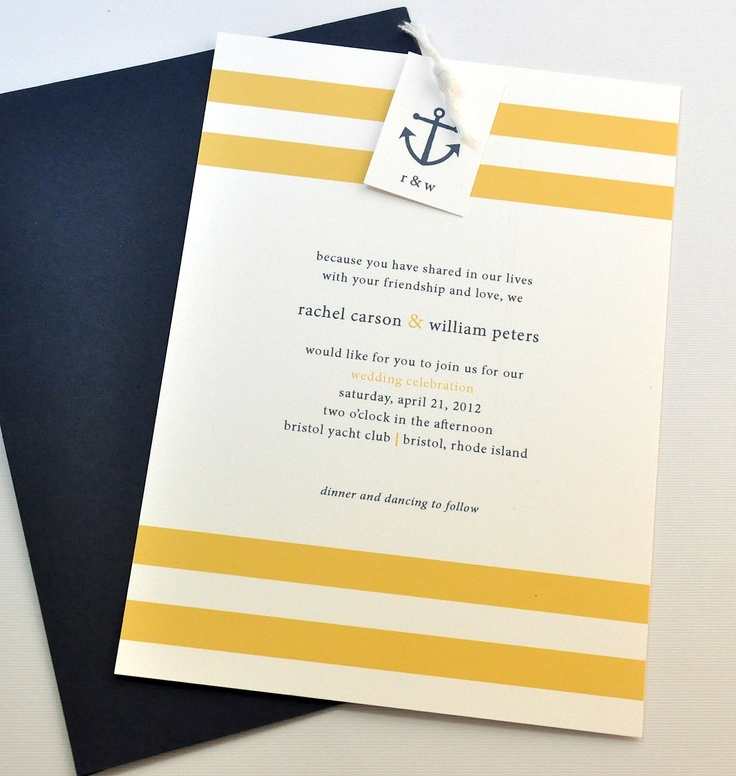 wedding invitation text format for friends%0A nautical wedding invite    Wedding Invitation SamplesInvitation WordingNautical