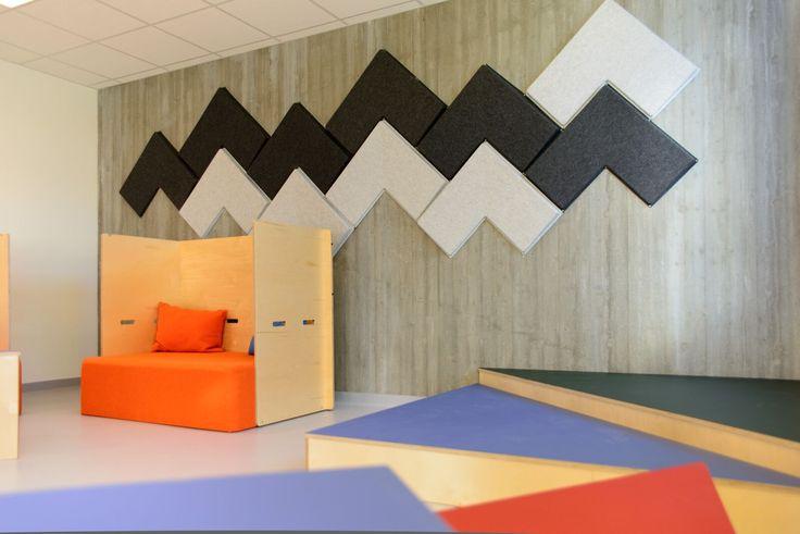 Drageberg Barnehage, Forbo Flooring Desktop