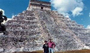 Hurricane Gilbert hit the Yucatan on September 3, 1988. On December 18, 1988, I flew to Cancun for my honeymoon. We expected it to still be in pretty bad shape. The beaches were washed away in many places, the sand […]