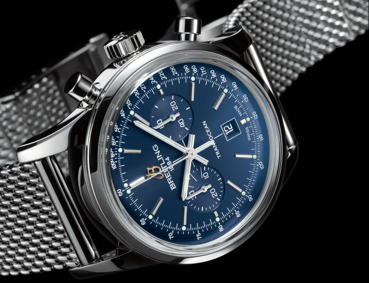 Breitling Transocean Chronograph 38 - Google Search