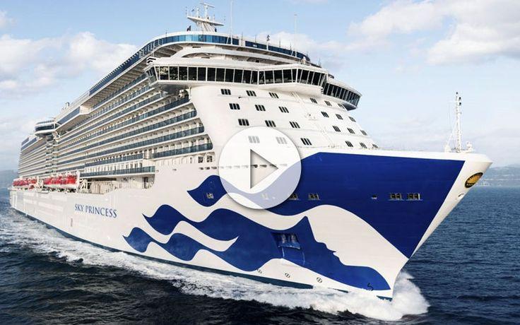 Sky Princess se llamará el próximo barco de la clase Royal de la naviera Princess Cruises y realizará su temporada inaugural en el Mediterráneo.