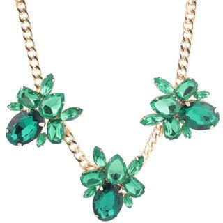 Colar Green Glam