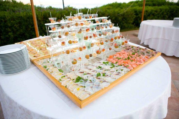 Wedding.....Delicious Finger Food... www.hotelpuntanegra.it