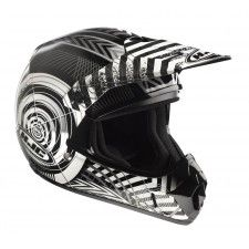 Casque Hjc CLXY Wanted Mc5 #casque #enfant #speedway #moto #cross #motocross