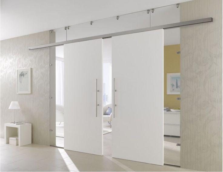 17 best images about sliding door inspiration on pinterest for Double sliding doors interior