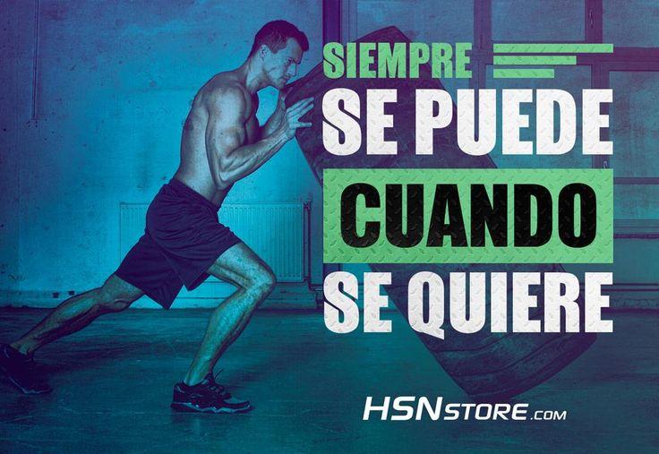 Siempre se puede cuando se quiere. #fitness #motivation #motivacion #gym…