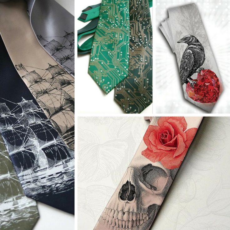 İşte birbirinden ilginç ve şık kravat modelleri.  Siz olsanız hangisini kullanırdınız?