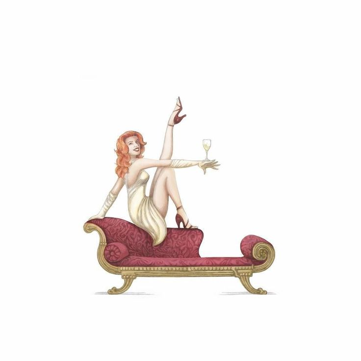 """Illustration done for Noble Savage Wines """"The Rebel""""  #haumannsmal #illustration #noblesavage  #bartinney #redhead #wine #heels #gloves #onpoint #therebel #rebel"""