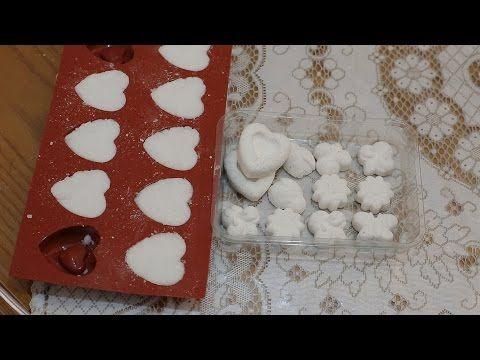 Doğal tuvalet temizleme tableti nasıl yapılır? - YouTube