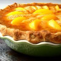 Canned Peach Pie Filling Recipe