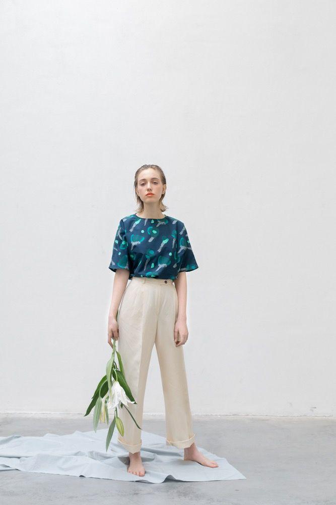 AH/OK Flora - Cotton Top