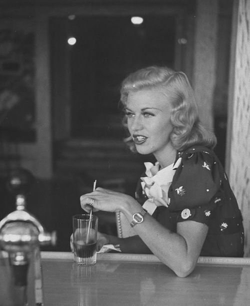 ginger rogers- pretty!