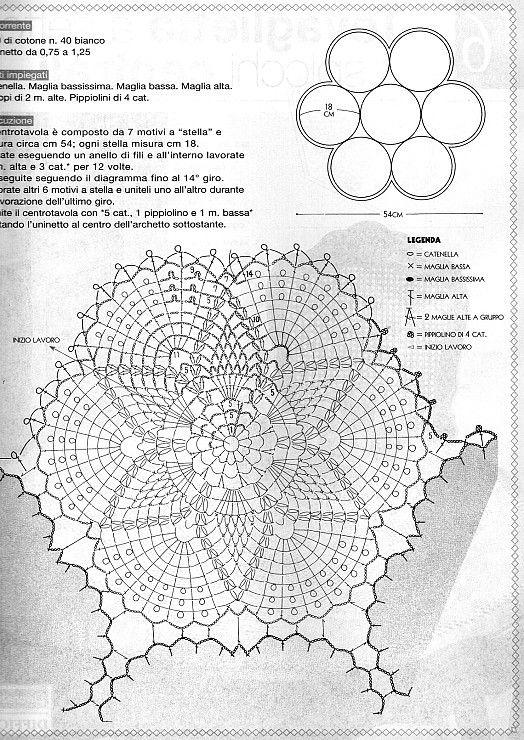 113 best HORGOLÁS • PATTERNS images on Pinterest | Breien, Crochet ...