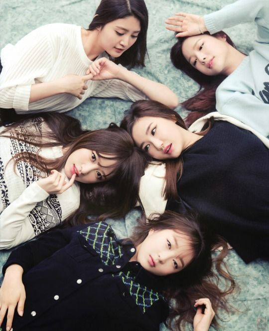 EXID - I've been following them since their debut! So glad they've been getting the recognition they deserve!