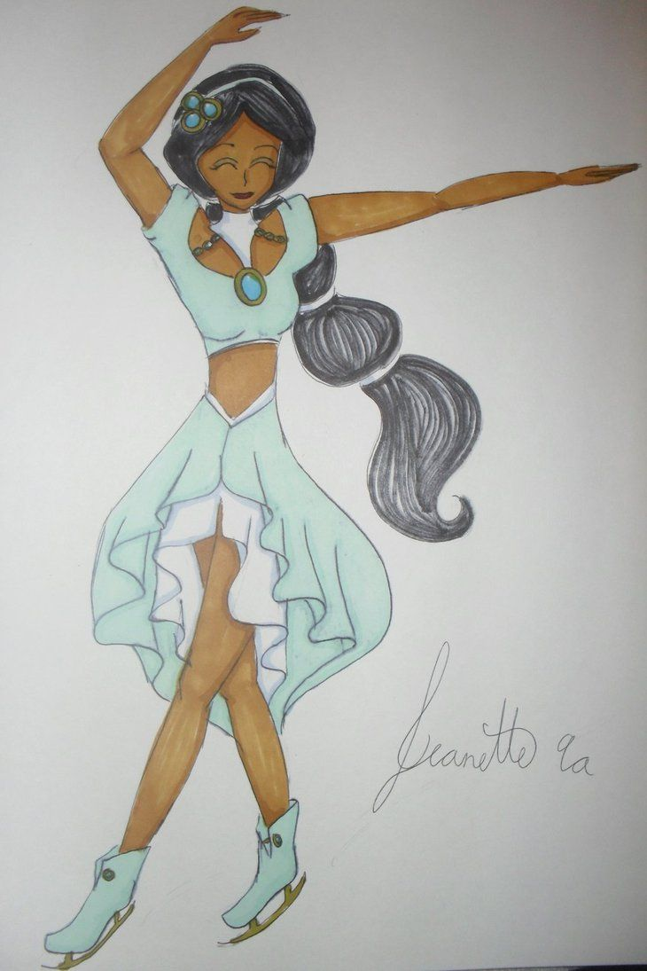 Jasmine 1 by Jeanette9a