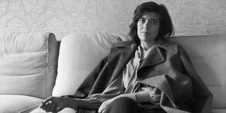 "Susan Sontag on Being a Writer: ""You Have to Be Obsessed"" 