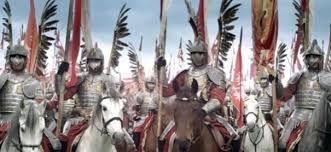 Znalezione obrazy dla zapytania polish winged hussars