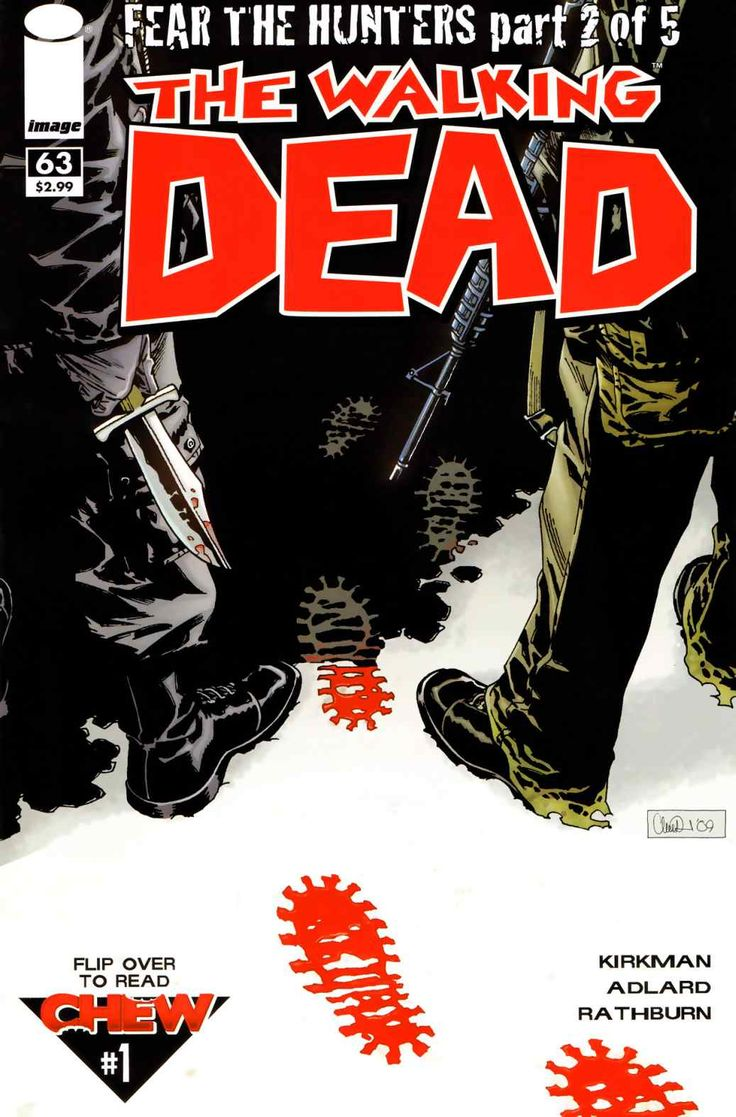 Read Comics Online Free - The Walking Dead - Chapter 063 - Page 1
