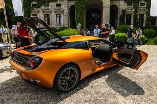 2014 Lamborghini 5 95 Zagato Review, Specs, Price with Images