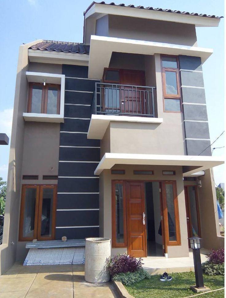 Model Rumah Minimalis 2 Lantai 01 e1470541309533