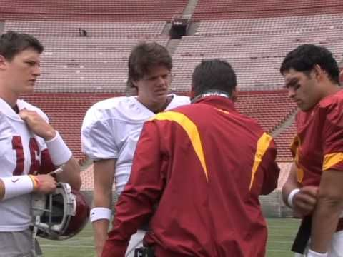 USC Football 2008 - Steve Sarkisian Mic'd Up