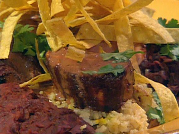 Paleo Pork Tenderloins with Homemade Adobo Sauce