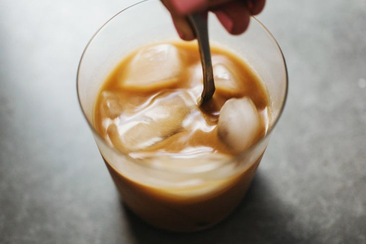 COLD BREW WITH COCONUT CREAMER — Sprouted Kitchen